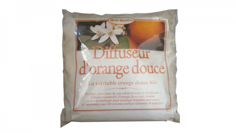 Diffuseur d'orange douce Mille oreillers