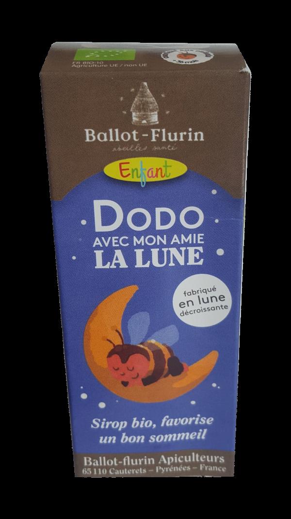 Dodo avec mon amie la lune Ballot-Flurin