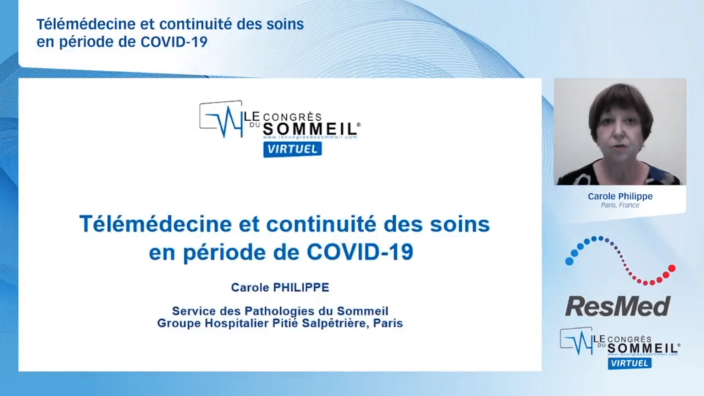 Télémédecine et continuité des soins en période de COVID-19